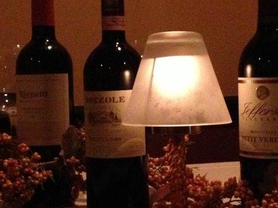 Emilio's Italian Restaurant: Wine