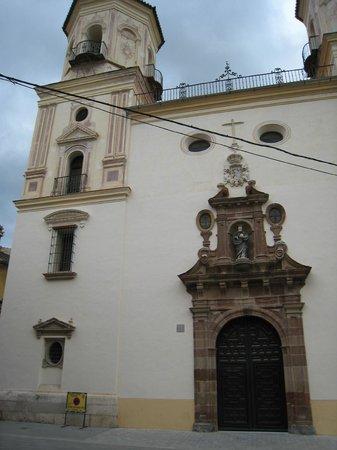 Iglesia de San Felipe Neri: Church of San Felipe Neri