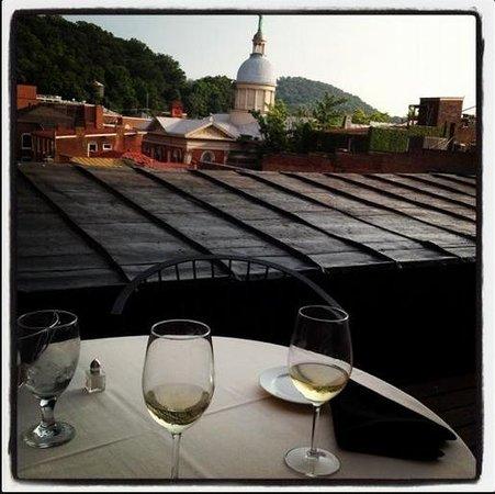 Emilio's Italian Restaurant: 4th Floor Balcony