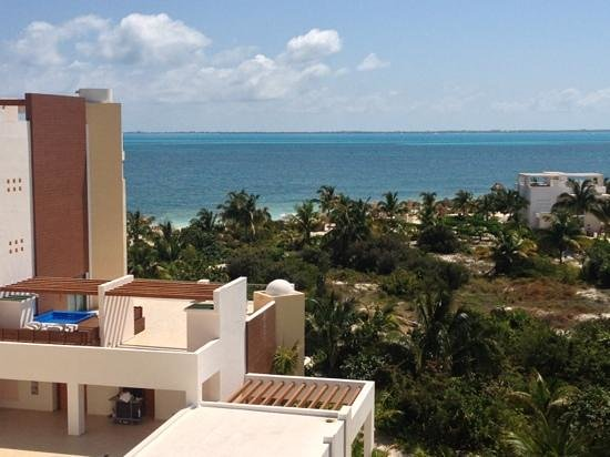 Excellence Playa Mujeres: view from 7419