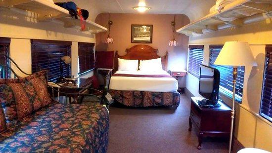 Gordonsville (TN) United States  city images : Our room Foto di Chattanooga Choo Choo, Chattanooga TripAdvisor