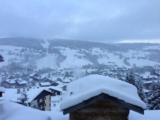 Le Chalet Zannier: View