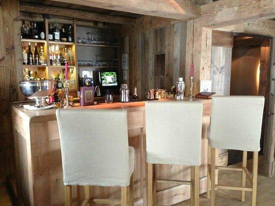 Le Chalet Zannier: Bar