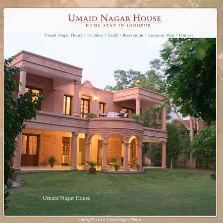 Umaid Nagar House