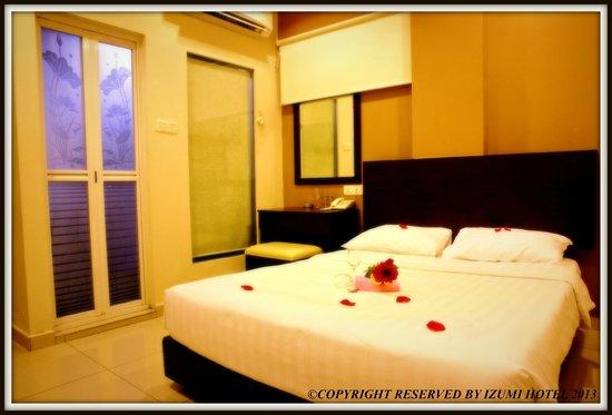 Izumi Hotel : Standard Room