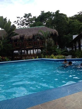 Best Western Posada Chahue : piscina