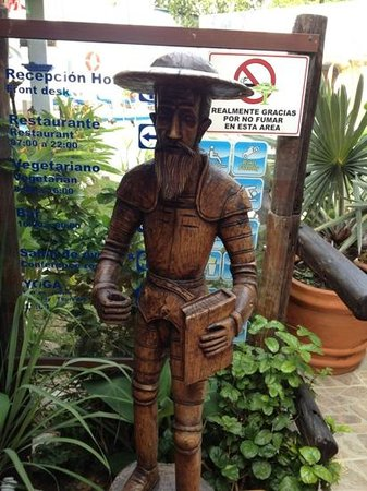 "BEST WESTERN Posada Chahue: ""Don Quijote"""