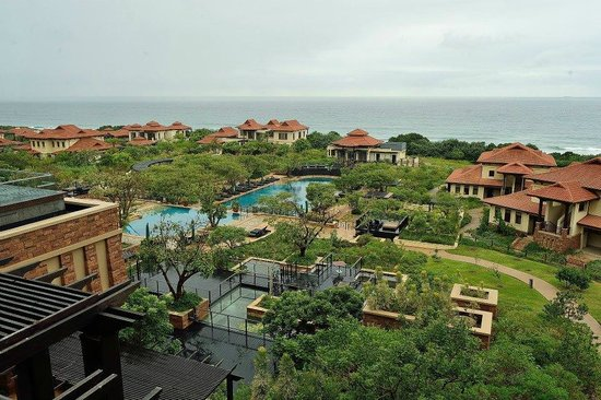 Fairmont Zimbali Lodge: lodges