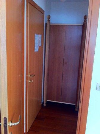 Hotel Il Fraitevino : Vestibule