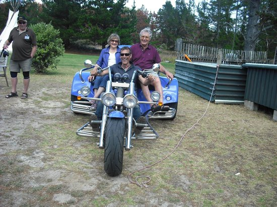 Go Great Barrier Island - Day Tours: More cruisers