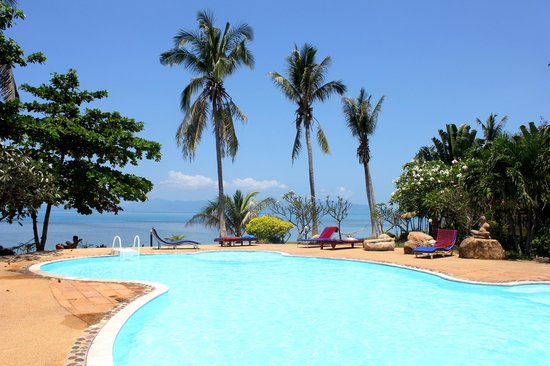 Health Oasis Resort: This is just one of the pools!