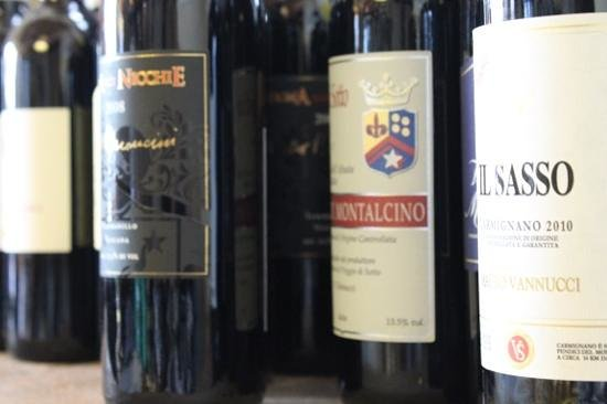 Il Magazzino: ottimi vini