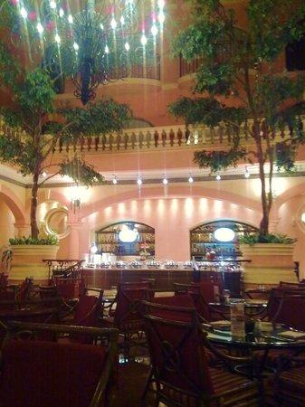 โรงแรมเชอราตัน เดรา: Sheraton Deira - Terrace restaurant