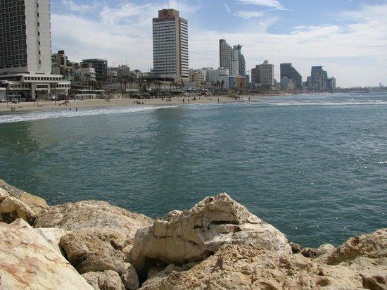 Leonardo Art Tel Aviv: Från småbåtshmanen mot Jaffa