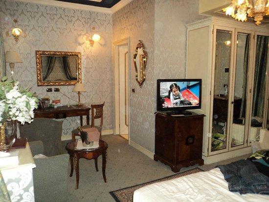 Hotel Ca' dei Conti: camera