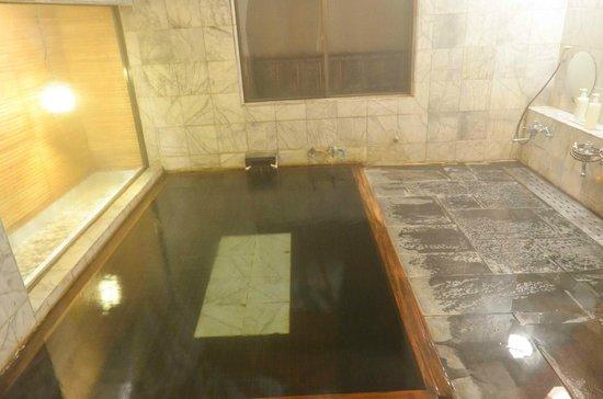 Shimaya Ryokan: Shimaya Bath Room