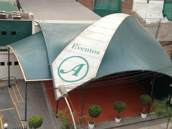 Hotel Ariosto: Eventos