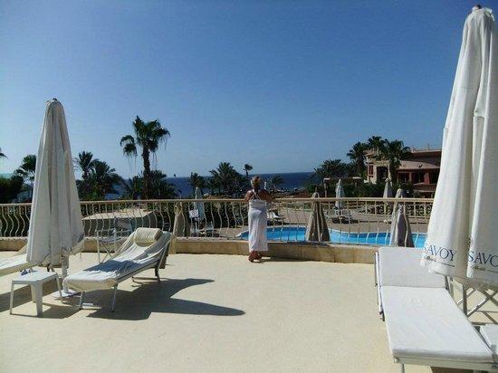 The Royal Savoy Sharm El Sheikh: RS