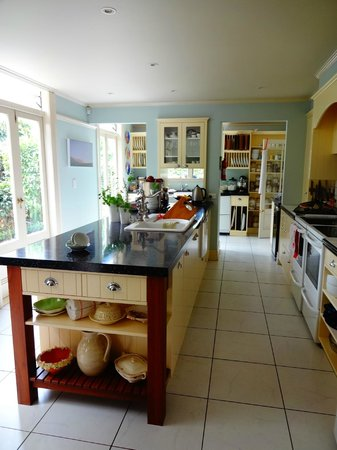 Sunderland House: Gorgeous kitchen