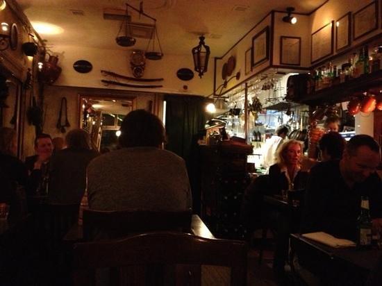 Giuliano's : Friday night