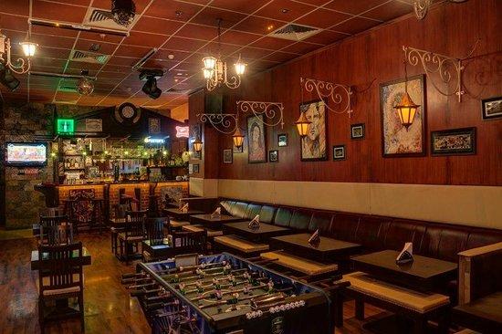 Bahi Kitchen Lounge Bar: interiors view 2