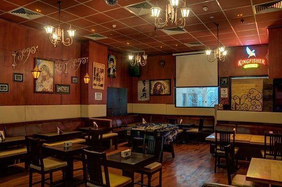 Bahi Kitchen Lounge Bar: Interiors view 1