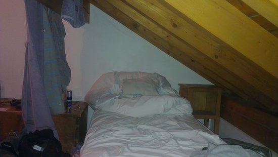 Chalet Cote D'Arlin: my sleeping pod