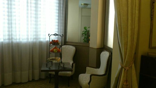 Abano Ritz Terme: Privilege Room