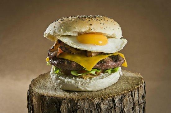 La Santa Burger