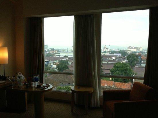 Novotel Bandung: 部屋