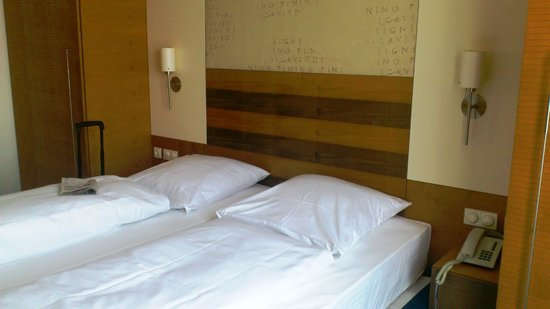 Welcome Hotel  Wesel: Schlafzimmer