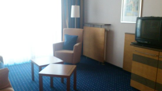 Welcome Hotel  Wesel: Wohnbereich