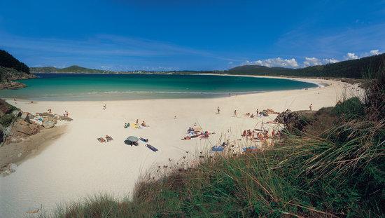 Ferrol, Spain: Playa de San Jorge