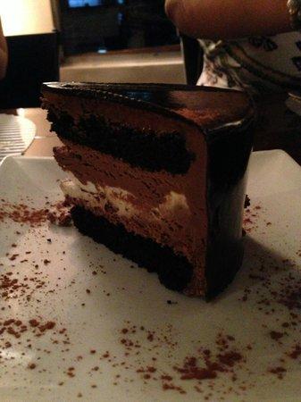 Giuseppe's Italian-Filipino: Chocolate Mousse