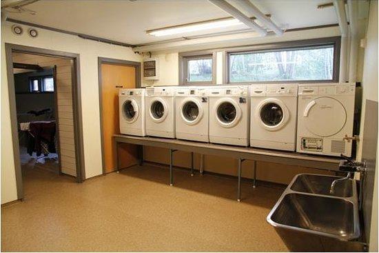 Forde Hostel: Free washing machine and dryer!