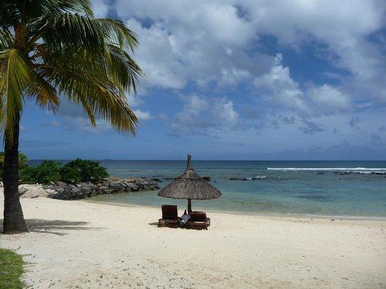 InterContinental Mauritius Resort Balaclava Fort: Beach