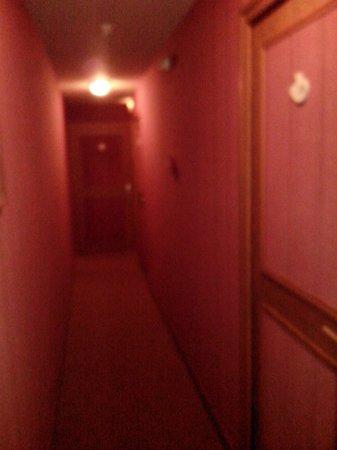 Hotel de la Marine: Couloir