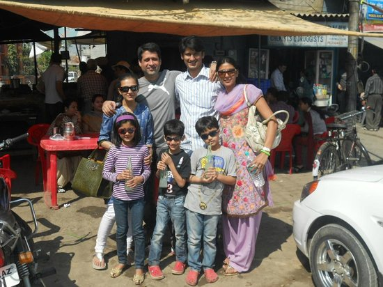 Bade Bhai Ka Brothers Dhaba: could barely stand post the brunch... ! enjoy!