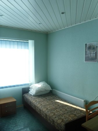 Prusu Nams: Light blue - Room for all dreams to come true!