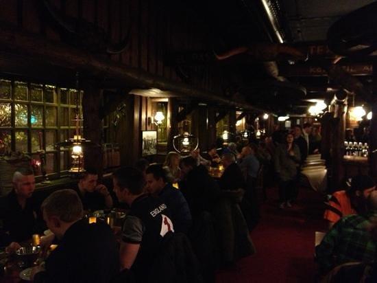 Restaurant Rio Bravo : interior