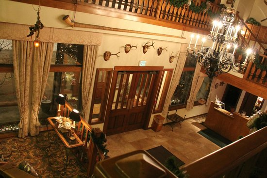 Enzian Inn: our room