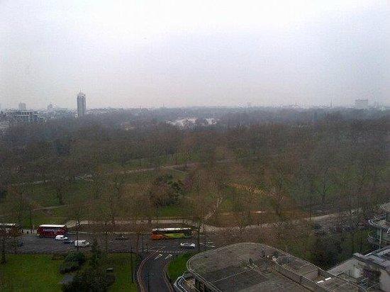 London Hilton on Park Lane: Beautiful Hyde Park