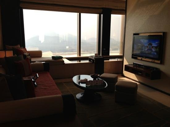Banyan Tree Macau: living room