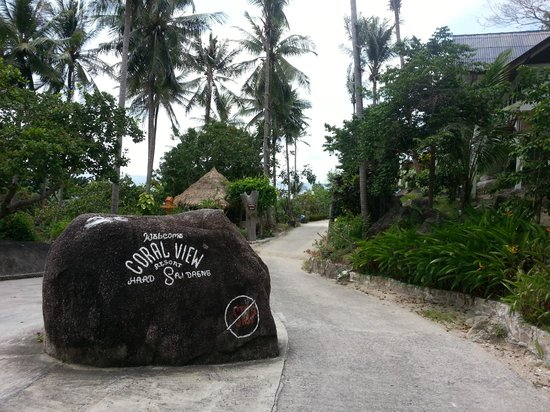 Coral View Resort Thailand: Welcome