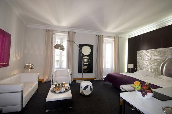 Suite Prado Hotel: suite doble