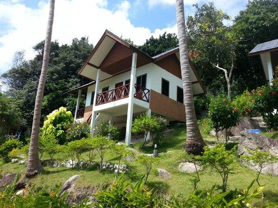 Coral View Resort Thailand: Hillside Bungalows