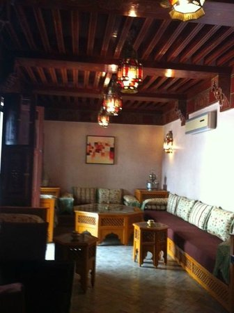 salon - Picture of Le jardin d\'Abdou, Marrakech - TripAdvisor
