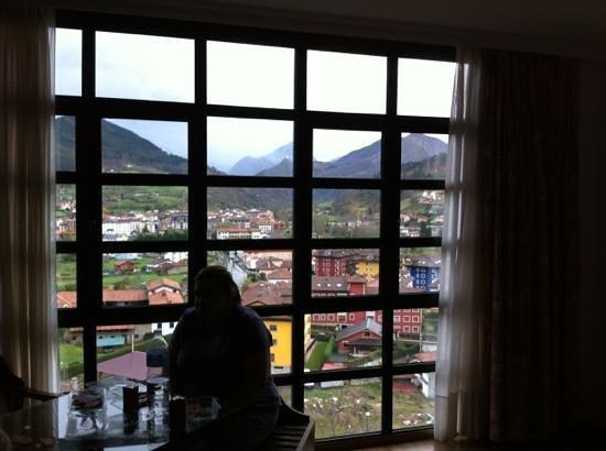 La Cepada Hotel: preciosas vistas