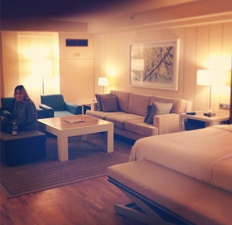Sheraton Stockholm Hotel: Magical suite