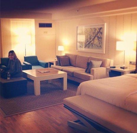 شيراتون ستوكهولم هوتل: Magical suite